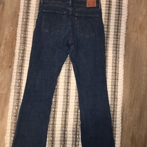 Levi's Shaping boot cut Jeans